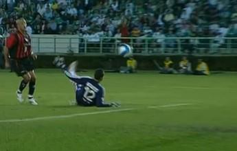 Memória: em 2007, Atlético-PR supera o Palmeiras por 2 a 0 na velha casa