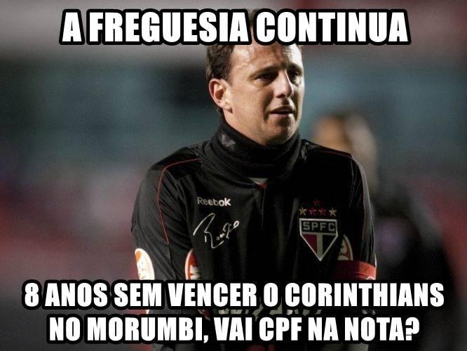 Rogério Ceni meme