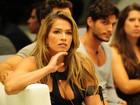 Fani é eliminada do 'Big Brother Brasil 13' com 62% dos votos do público
