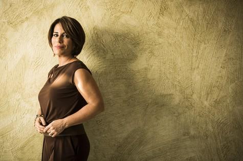 Gloria Pires, a Beatriz de 'Babilônia' (Foto: Fabio Seixo)