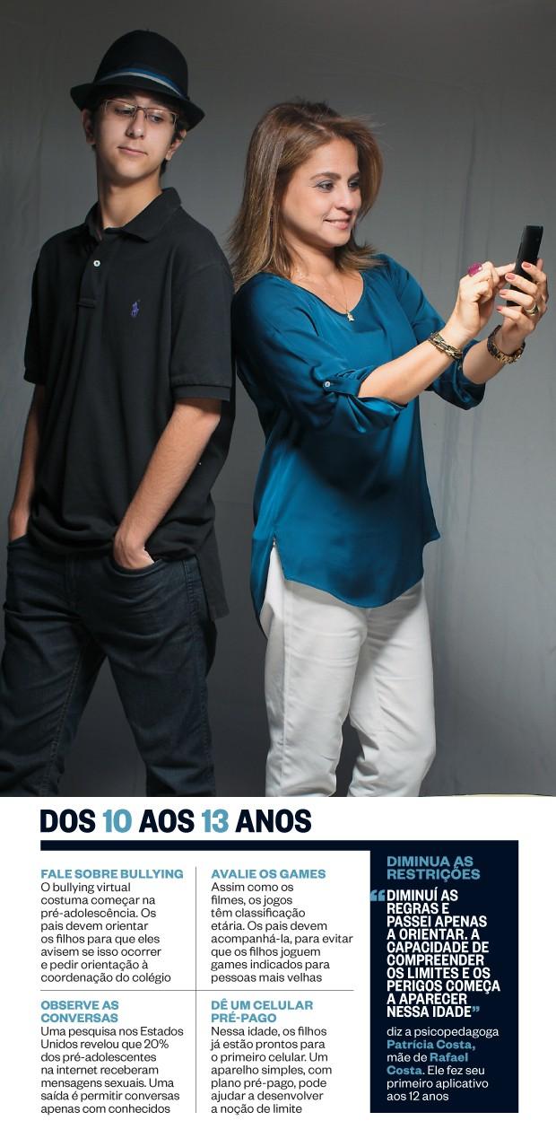 Dos 10 aos 13 anos (Foto: Igo Estrela/ÉPOCA)