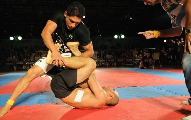 Submission Manaus (Foto: Michael Dantas/Sejel)