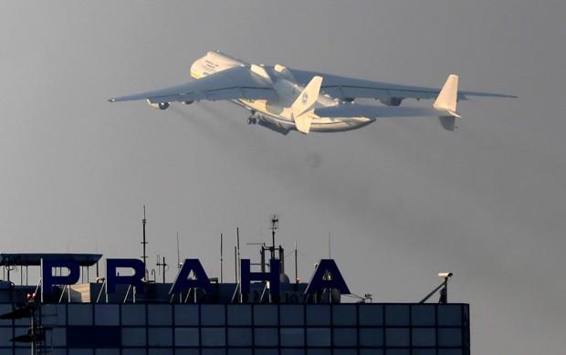 [Internacional] Para que é usado o Antonov 225, o maior avião do mundo? Antonov2