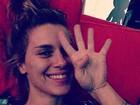 Famosos comemoram a vitória do Brasil