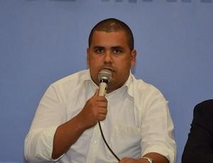 Igor Castro, diretor de marketing do ASA (Foto: Arquivo pessoal)
