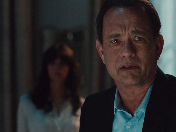 Tom Hanks em cena de 'Inferno' (Foto: Divulgação)