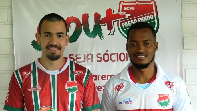 Saimon Emerson Passo Fundo Gauchão (Foto: Divulgação / Passo Fundo)