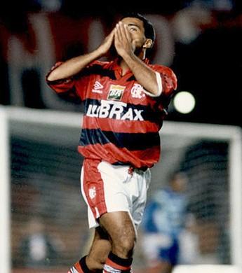 Romário Flamengo 1995 (Foto: Divulgação)