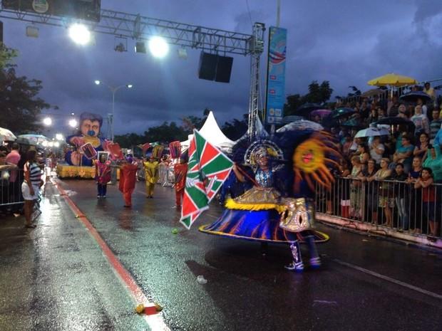 União do Caldeirão (Foto: Kleber Pizzamiglio/RBS TV)