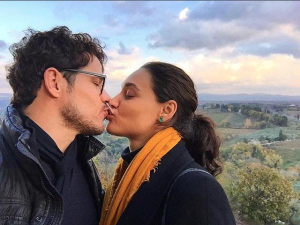 José Loreto e Débora Nascimento (Foto: Reprodução)
