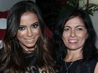 Ana Maria revela quem são os famosos nas fotos ao lado das mães