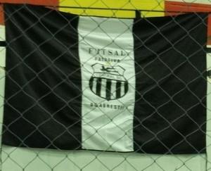 Bandeira Central (Foto: Vital Florêncio / GloboEsporte.com)
