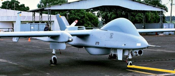 Esse está liberado: os drones usados pela Força Aérea Brasileira não precisam de autorização da Anac para operar (Foto: Polícia Federal)