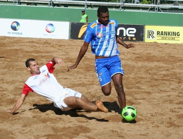 Vila Velha Vitória futebol de areia (Foto: Pauta Livre/Divulgação)