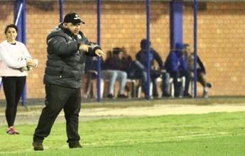 Julinho Camargo é anunciado como novo técnico do Brasília