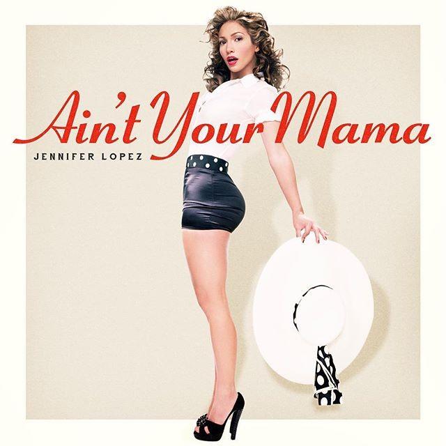 Jennifer Lopez lanou a msica 'Ain't Your Mama' (Foto: Divulgao)