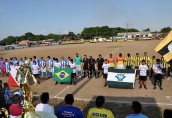 Campeonato de Futebol em Terra Santa (Foto: Divulgação/ Serginho Bittencourt)