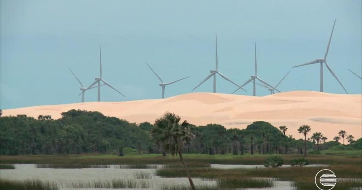 6d8bb32adb9 G1 - Produção de energia eólica abre série de reportagens  Riquezas do  Piauí  - notícias em Piauí