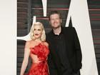 Gwen Stefani impressiona por boa forma em festa pós-Oscar