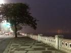 Neblina fecha canal do Porto de Santos e paralisa travessia de balsas
