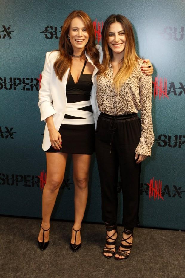 Mariana Ximenes e Cleo Pires (Foto: Marcos Ferreira / Brazil news)