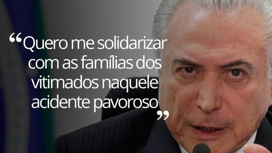 """Resultado de imagem para Temer chama Massacre de Manaus de """"acidente"""". Acidente é o país estar de pé"""