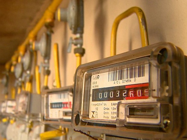 Engenheiros vão apurar suposto vazamento de gás no conjunto habitacional em Barretos (Foto: Claudio Oliveira/EPTV)