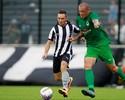 Boavista confirma retorno do atacante Leandrão, do Vasco, para o Carioca