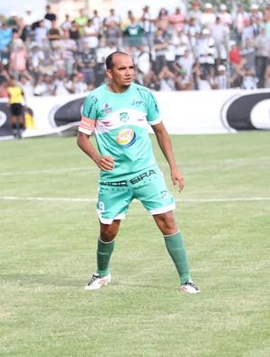 Delany quer ser artilheiro do Campeonato Paraibano (Foto: Magnus Menezes / Jornal da Paraíba)