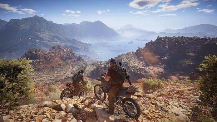 Ghost Recon Wildlands mistura GTA com The Division (Foto: Divulgação/Ubisoft)