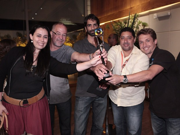 edicao (Foto: Prêmio de Reconhecimento CGP/TV Globo)