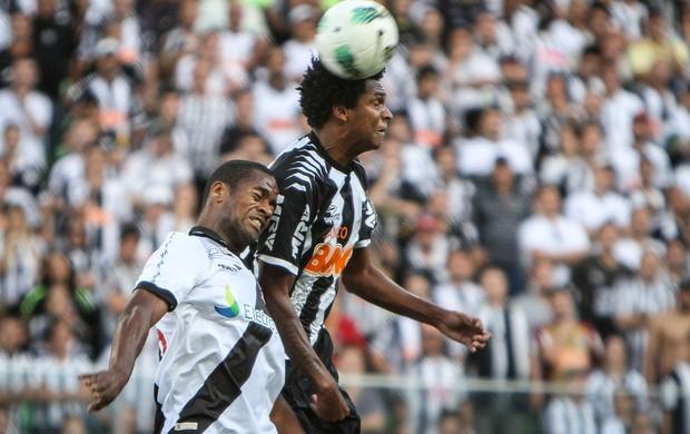Dedé e Jô, Atlético-MG x Vasco (Foto: Bruno Cantini)