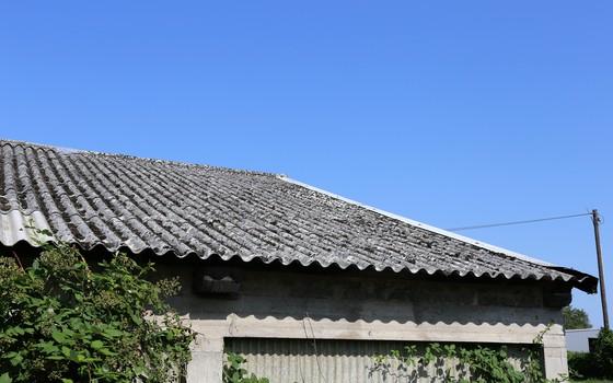 Casa com telhas de amianto: STF julgou constitucional a lei que autoriza o uso do mineral no país (Foto: Thinkstock/Getty Images)
