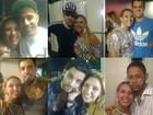 Fã de Porto Alegre conheceu ídolos no camarim do Planeta Atlântida 2012