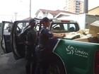Guarda de Limeira apreende 750 quilos de queijo em situação irregular