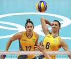 Jogo de vôlei Brasil x China | YVES HERMAN / REUTERS