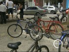 Estudantes criam estacionamento ecológico para bicicletas em Lorena
