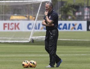 Tite treino Corinthians (Foto: Daniel Augusto Jr/Ag. Corinthians)