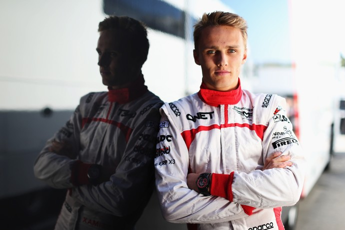 Max Chilton, Marussia (Foto: Getty Images)