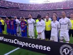 Tragédia com time da Chapecó marcou o ano  (Foto: Reprodução/TV Gazeta)