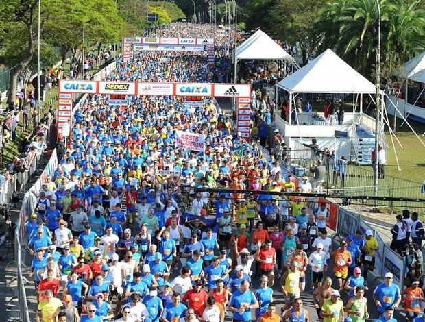Maratona Internacional de São Paulo completa 21 edições com novidades em 2015 (Foto: Divulgação)