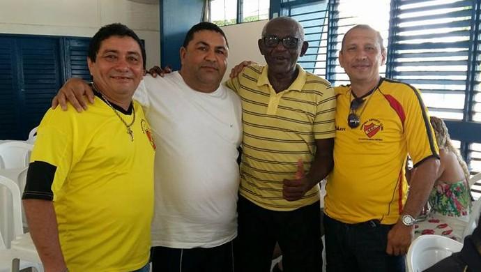 Santana Clube; 60 anos; Amapá (Foto: Reprodução/Facebook)