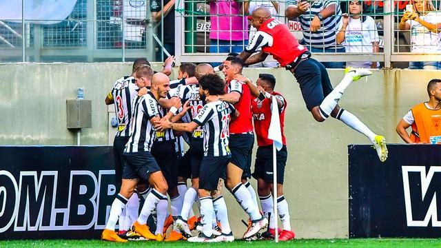 c90761a7f9 Atlético-MG x Cruzeiro - Campeonato Mineiro 2018 - globoesporte.com