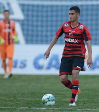 Danielzinho, Daniel Simões, Oeste, meia, Fluminense (Foto: Divulgação / Audax)