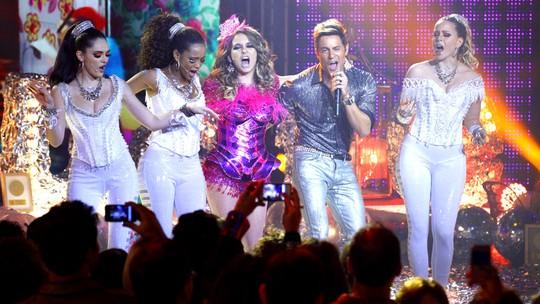 'Cheias de Charme': confira os programas de TV que Chayene, as Empreguetes e Fabian participaram