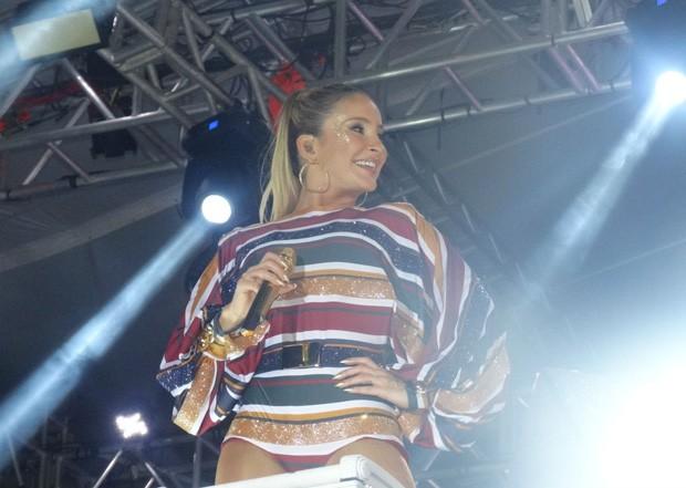 Claudia Leitte em Minas Gerais (Foto:  Bruno Ricardo/Divulgação)