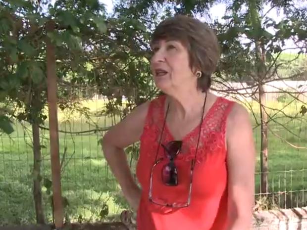 Tia de Rafael Henzel aguarda chegada de sobrevivente: 'Muito feliz' (Foto: Reprodução/RBS TV)