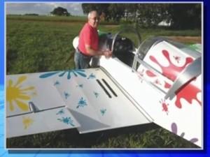 Segundo amigos, piloto era experiente (Foto: Reprodução/TV TEM)