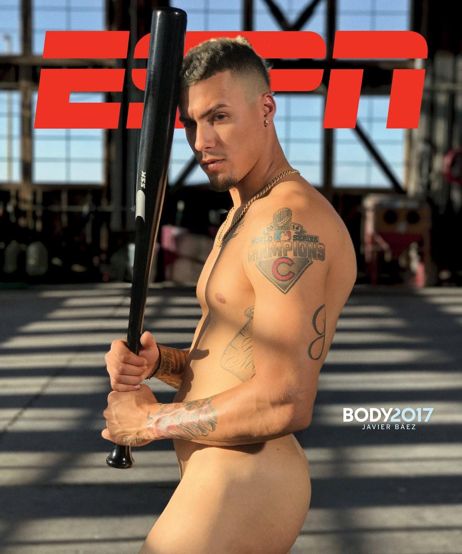 ESPN Body Issue 2017 (Foto: Divulgação/ESPN)