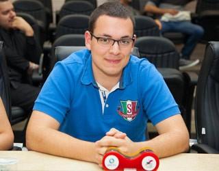 Lucas Bom Exemplo Maringá (Foto: Divulgação/RPC TV)